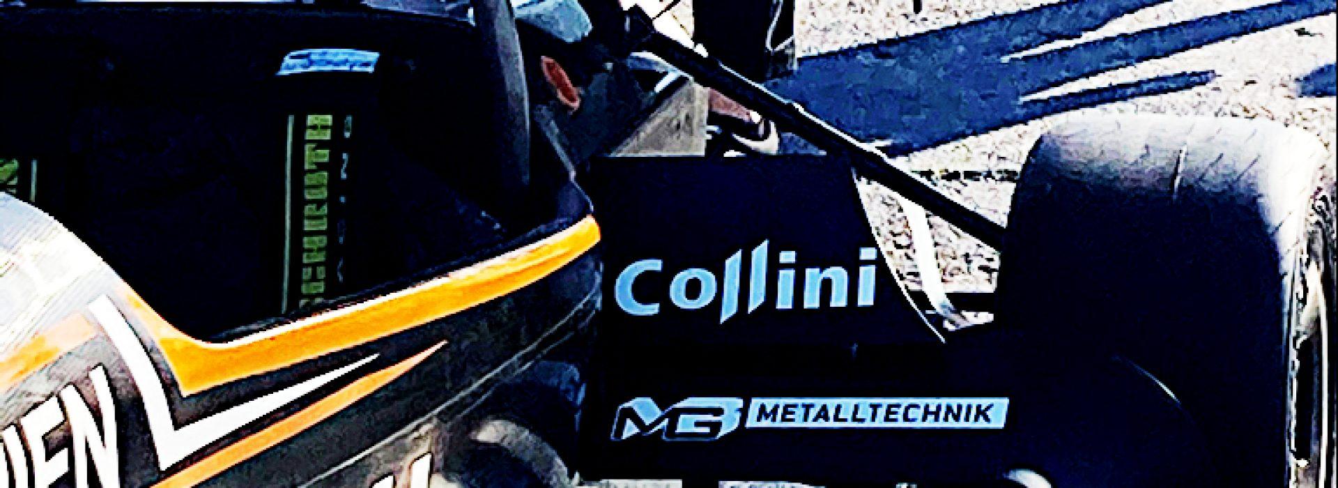 Der E-Racer der TU-Wien startet in die neue Saison. Collini ist an Bord.